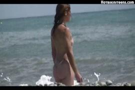 فتيات عاريات على الشاطئ صور عارية ومثير.