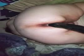 Bbw مع كبير الثدي يظهر قبالة الحمار وجمل.